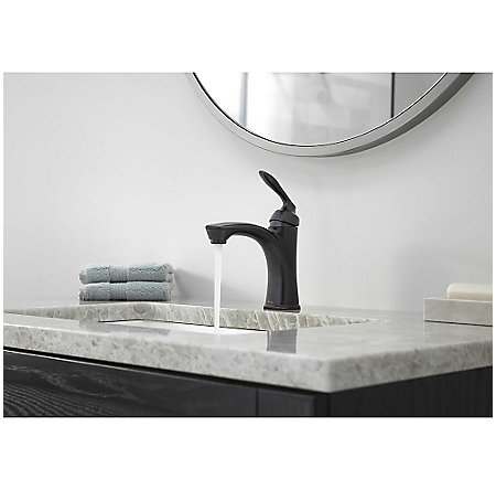 Tuscan Bronze Avalon Single Control Bath Faucet - LG42-CB1Y - 3