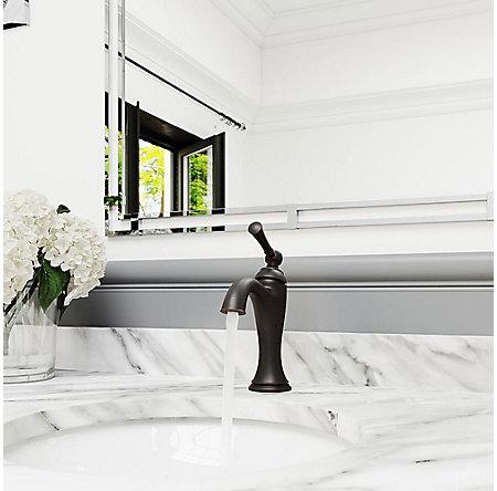 Tuscan Bronze Tisbury Single Control Bath Faucet - LG42-TB0Y - 4
