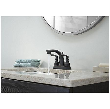 Tuscan Bronze Avalon Centerset Bath Faucet - LG48-CB1Y - 3