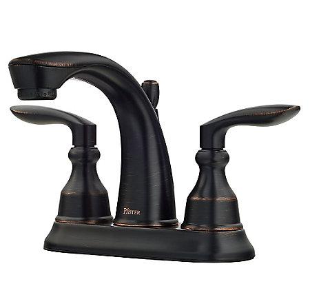 Tuscan Bronze Avalon Centerset Bath Faucet - LG48-CB1Y - 1