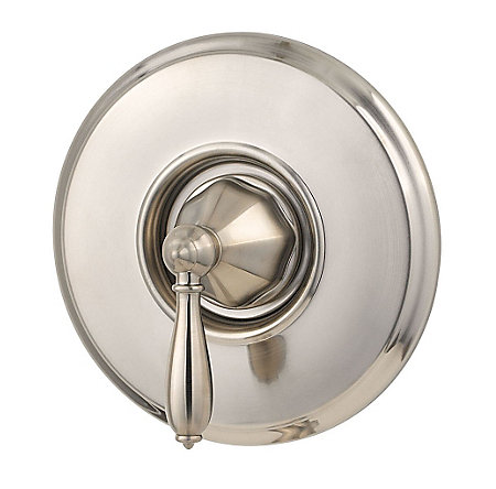 Brushed Nickel Portola Tub & Shower Valve Only Trim - R89-1RPK - 1