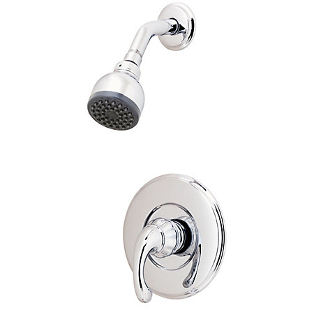 polished chrome treviso shower only - r89-7dc0 - 1