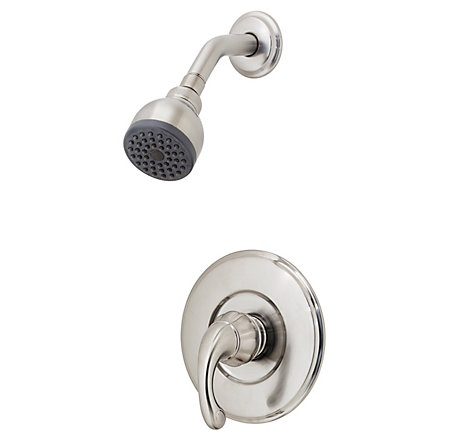 Brushed Nickel Treviso Shower Only - R89-7DK0 - 1
