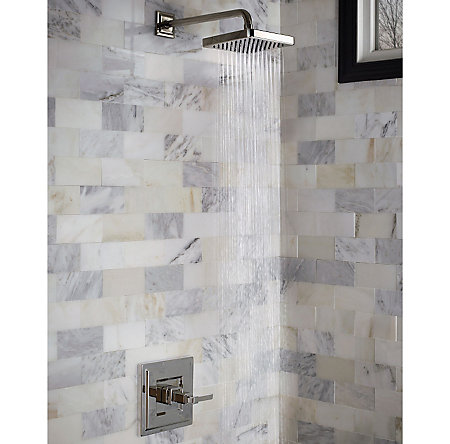 Brushed Nickel Carnegie Shower Only - G89-7WEK - 2