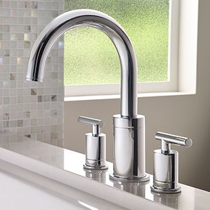 Faucet for bath tub