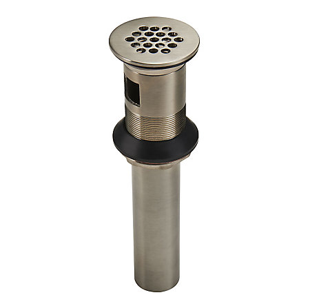 Brushed Nickel Pfister Grid Strainer  - T47-9GSK - 1