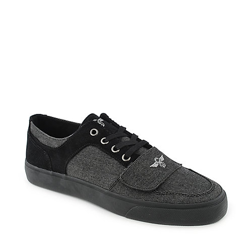 Creative Recreation Cesario XVI mens black athletic lifestyle sneaker
