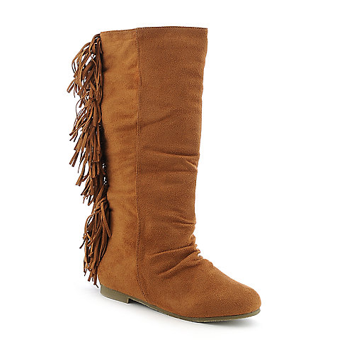 Diva Lounge Starcy-44 womens flat mid calf boot