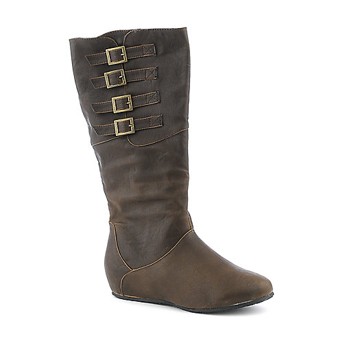 Diva Lounge Candies-81 womens mid calf boot