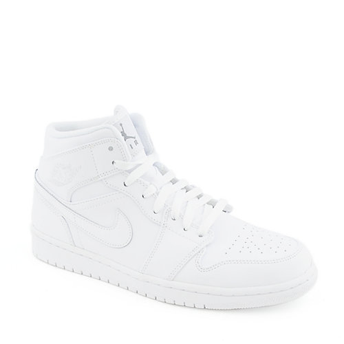 Jordan Air 1 mens athletic basketball sneaker