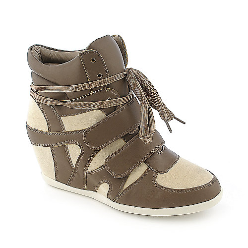 Glaze Alana-1 womens casual lace-up sneaker