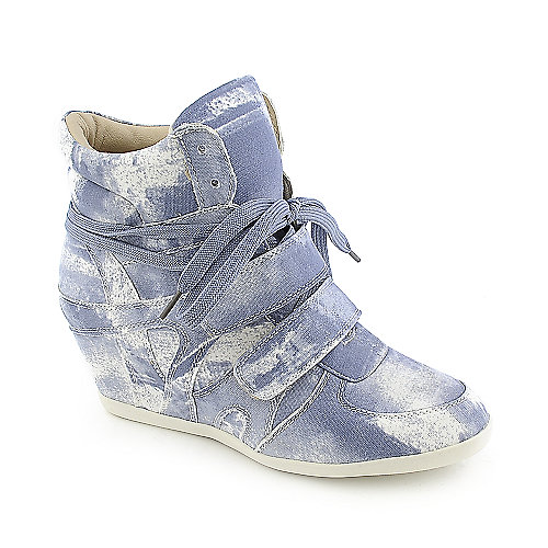 Glaze Alana-22 womens casual lace-up sneaker