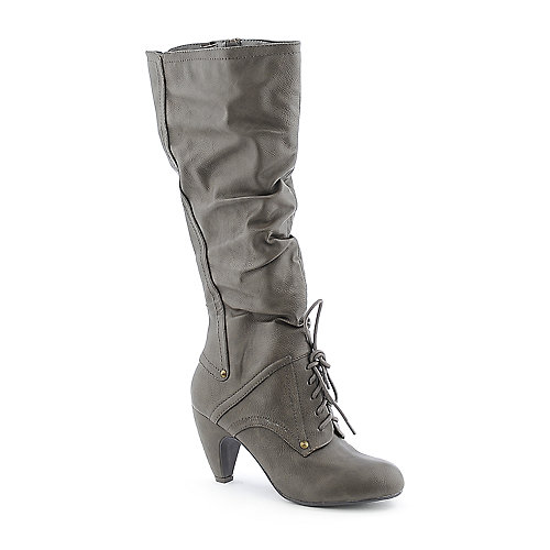 Shiekh Phil-S womens high heel mid-calf boot