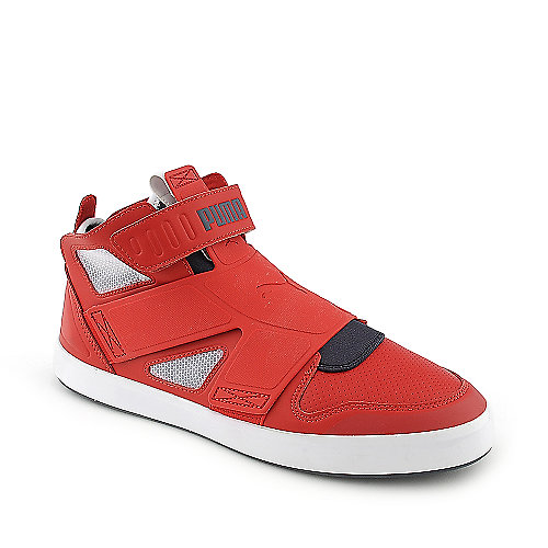 Puma El Rey Future red casual sneaker