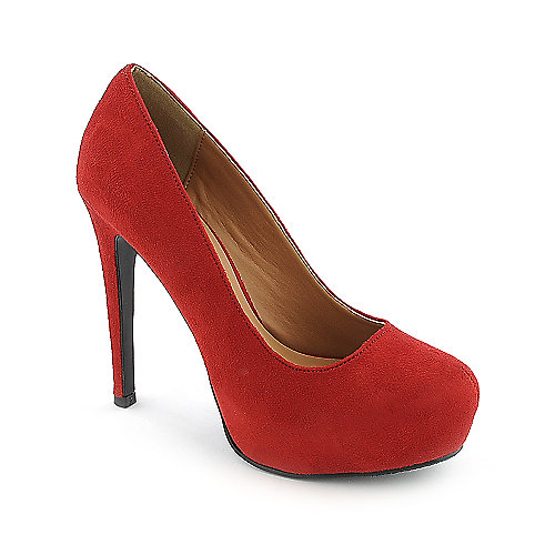 Delicious Yaris-H womens dress high heel platform