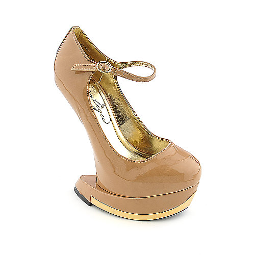 Privileged Kelsey womens no wedge high heel maryjane platform