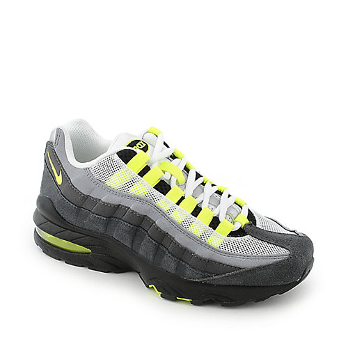 sports shoes 8975e 9fcd6 Nike Youth Air Max 95 (GS) kids shoes athletic youth sneaker