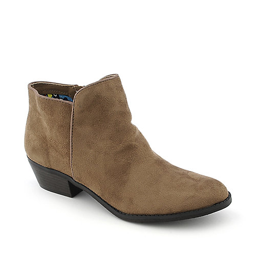 Madden Girl Krespo womens western/riding low heel ankle boot