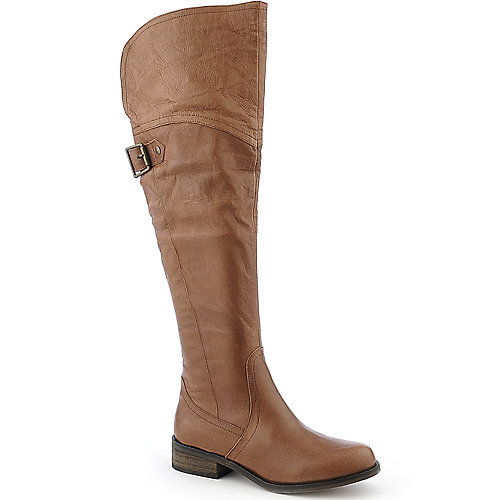 Steve Madden OTK womens western/riding knee high low heel boot