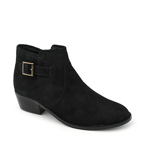 Steve Madden Prizze womens low heel ankle boot