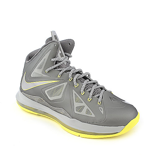 Jordan Lebron X mens athletic basketball sneaker
