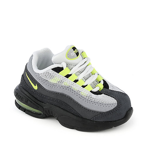Nike Youth Air Max 95 (TD) kids shoes athletic youth sneaker