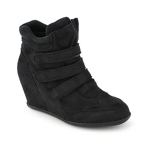 Shiekh Bubble-06A sneaker wedge hidden heel casual shoe