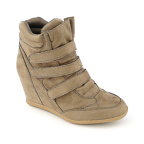 Shiekh cheap sneaker wedges hidden heel casual shoe