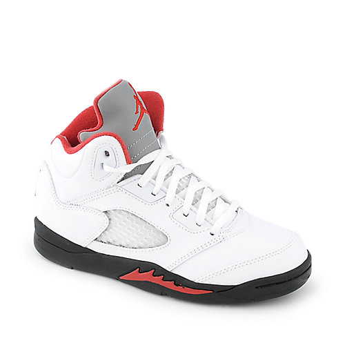 Jordan Air Jordan 5 Retro youth athletic basketball sneaker