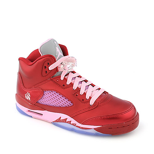 Nike Jordan Girls Air Jordan 5 Retro (GS) youth sneaker