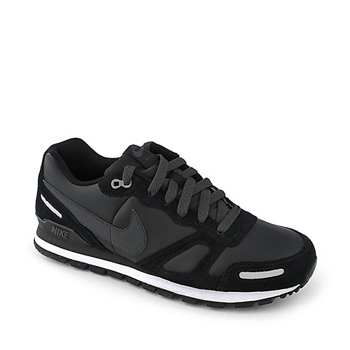 Nike Air Waffle Trainer Leather mens athletic training sneaker