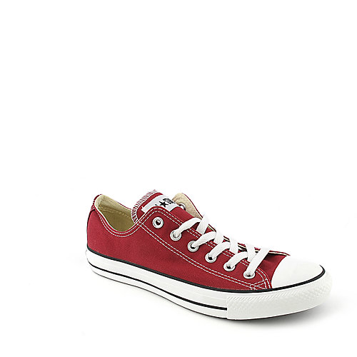 Converse Chuck Taylor OX red athletic running sneaker