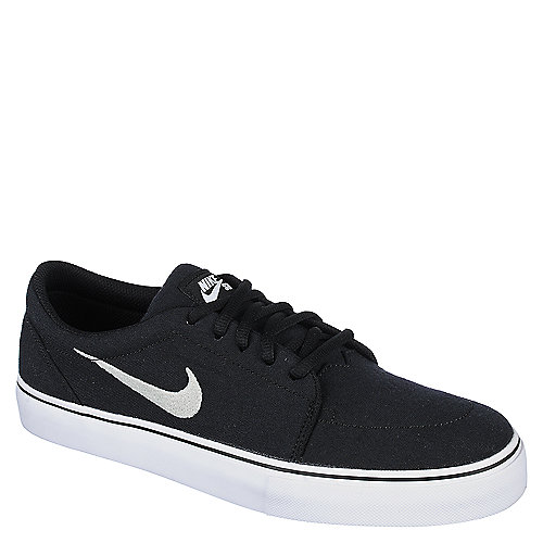 Nike Satire black athletic lifestyle sneaker