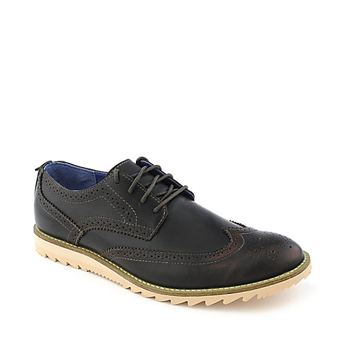 Mark Nason Render casual lace up dress shoe