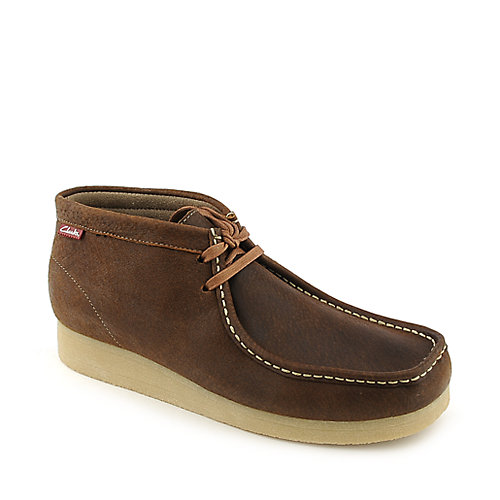 Padmore II brown leather mens casual boot
