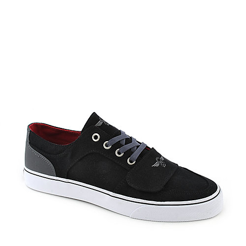 Creative Recreation Cesario Lo XVI black an grey casual lace up sneaker