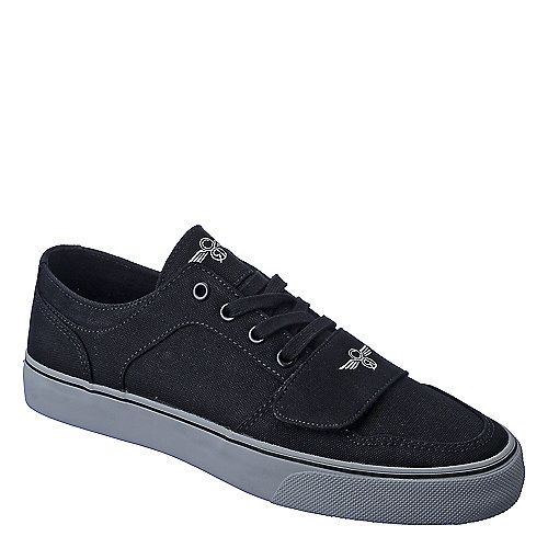 Creative Recreation mens Cesario Lo XVI black casual sneaker