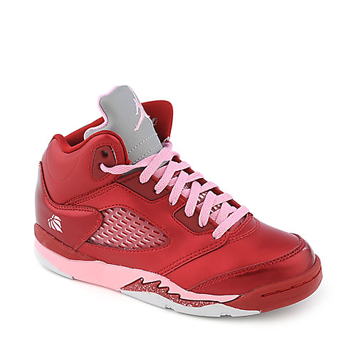 Nike Jordan Girls Jordan 5 Retro (PS) youth sneaker