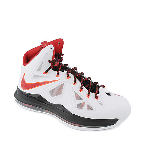 nike lebron x mens athletic basketball sneaker