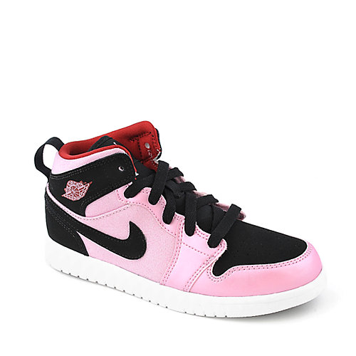 Nike Jordan Girls Jordan 1 Mid Flex (PS) youth sneaker