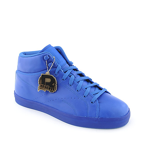 Exclusive Reebok T-Raww Blue Casual Sneakers Tyga Exclusive