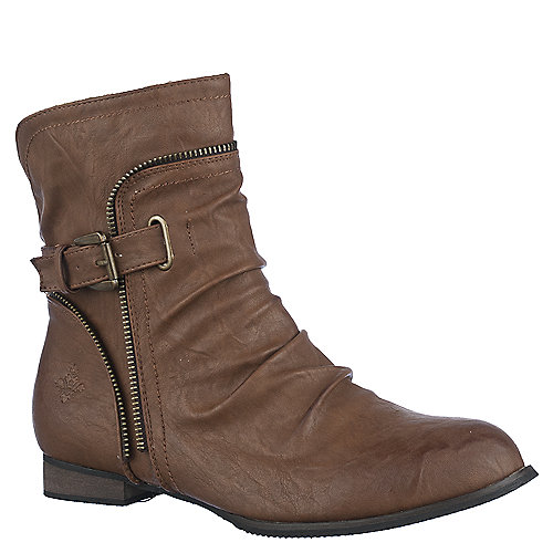 Groove Barrel womens low heel ankle boot