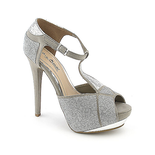 Anne Michelle Baha-04 womens dress high heel platform