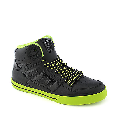 DC Spartan High WC mens athletic skate shoe