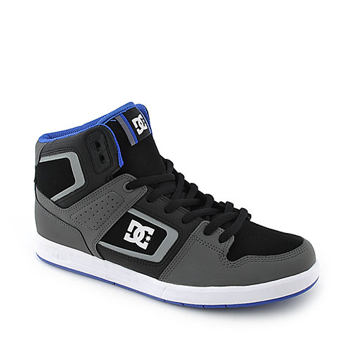 DC Factory Lite High mens athletic skate sneaker