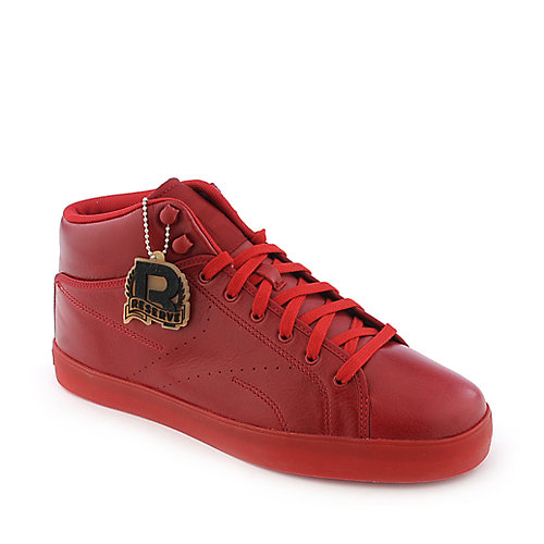 Reebok T-Raww Red Casual Sneakers Tyga Exclusive