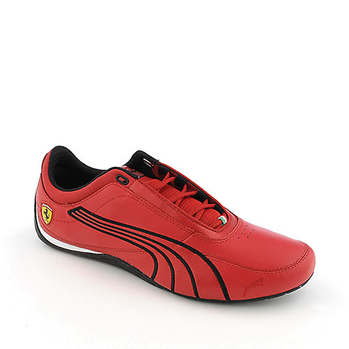 Puma Drift Cat 4 red athletic lifestyle running sneaker