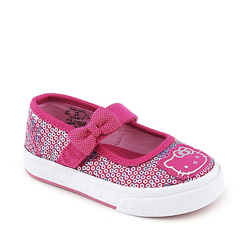 Keds Hello Kitty Paw-Rific toddler shoe