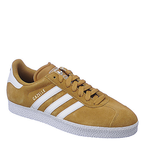 Adidas Gazelle II wheat athletic lifestyle sneaker
