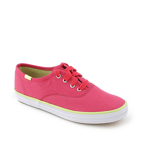 Keds Original Champion youth pink casual sneaker